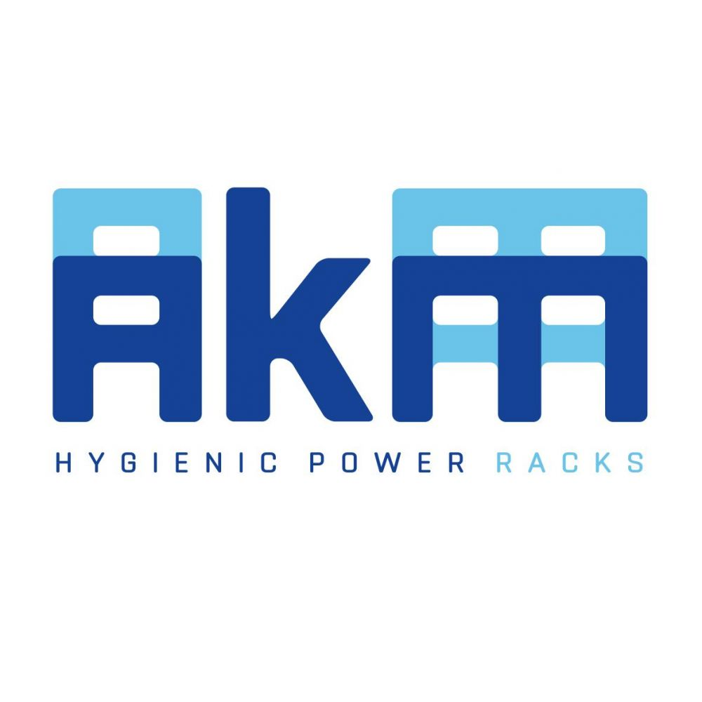 AKM - Hygienic Power Racks - Logo