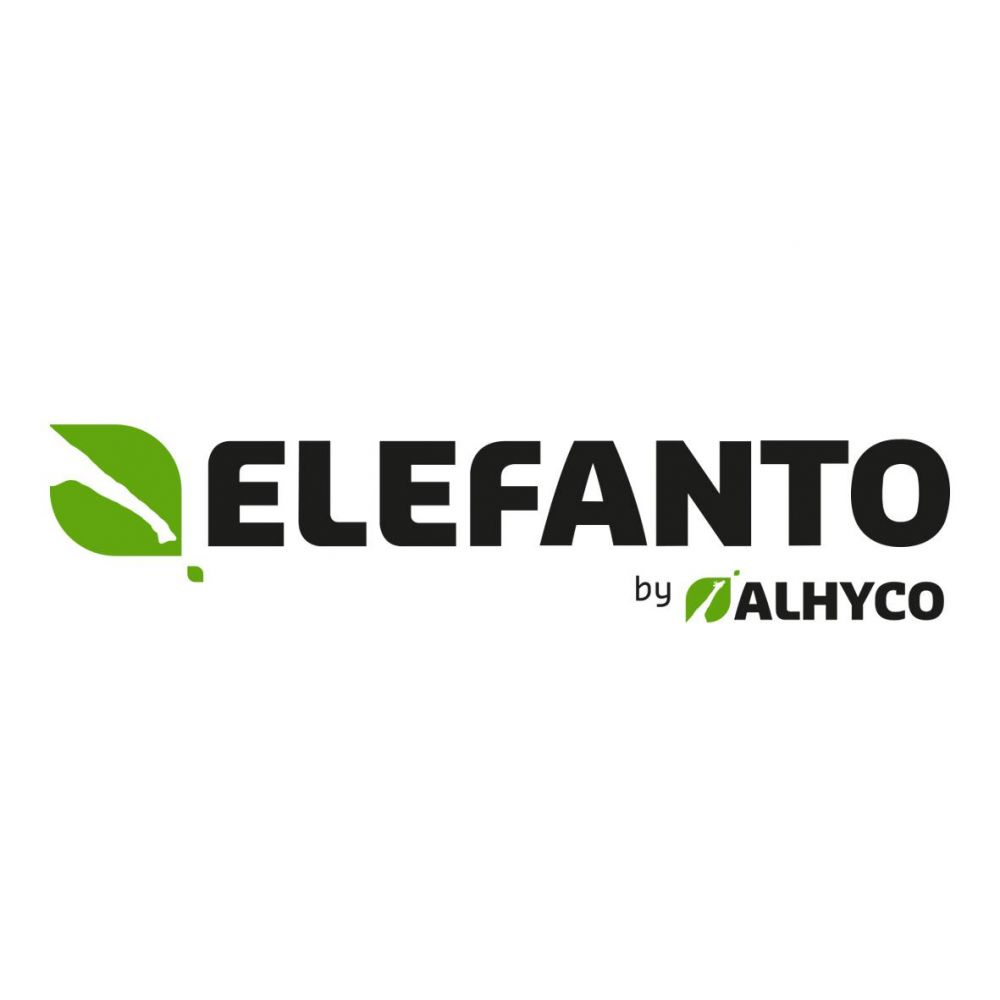 Alhyco - Mowing arms and flail mowers - Logo Elefanto