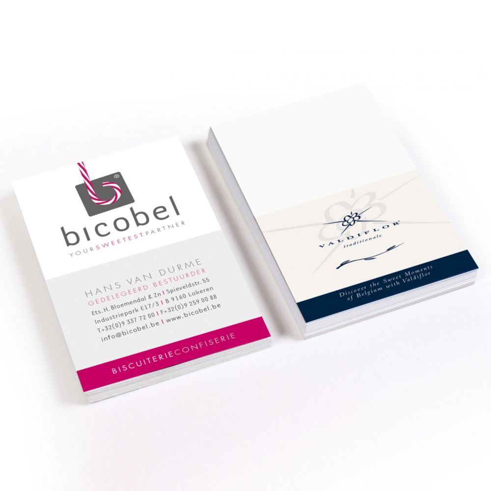 Bicobel - Your Sweetest Partner - Corporate Identity