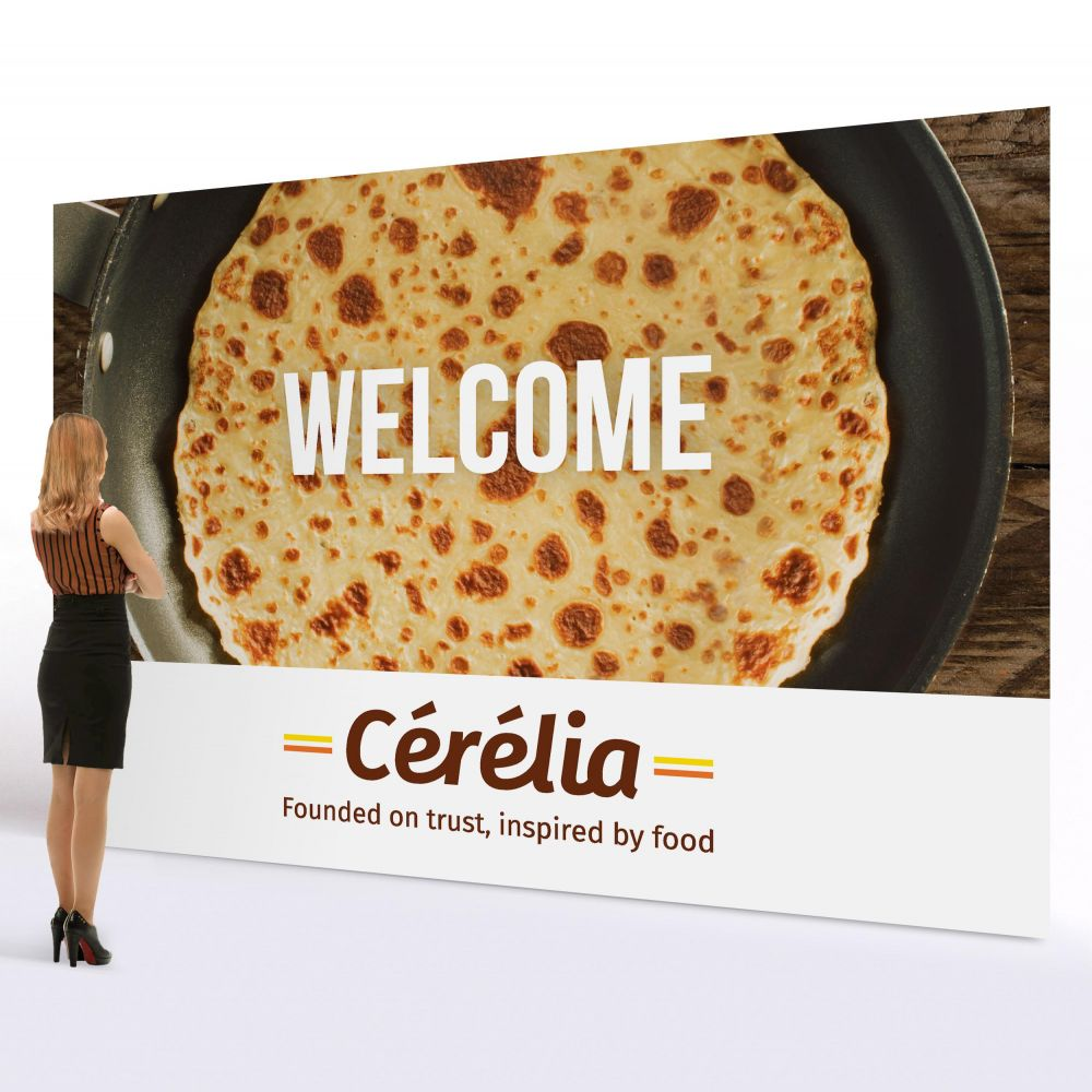 Cérélia - Founded on trust, inspired by food - Signalisation