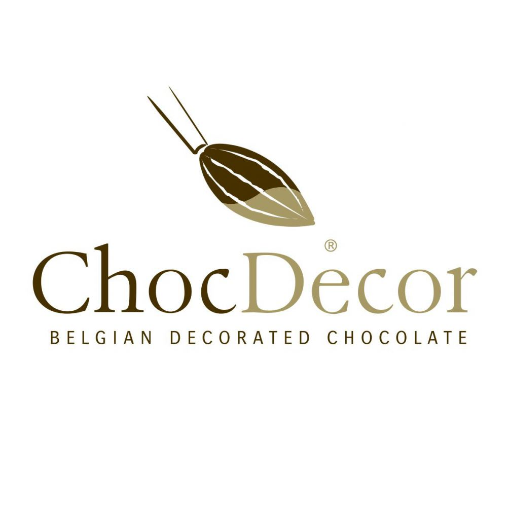 ChocDecor - Belgian Decorated Chocolate - Design logo