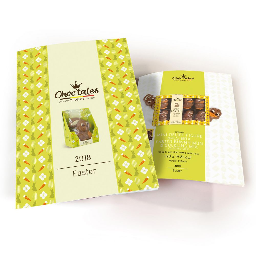 ChocDecor - Choctales - Catalogues