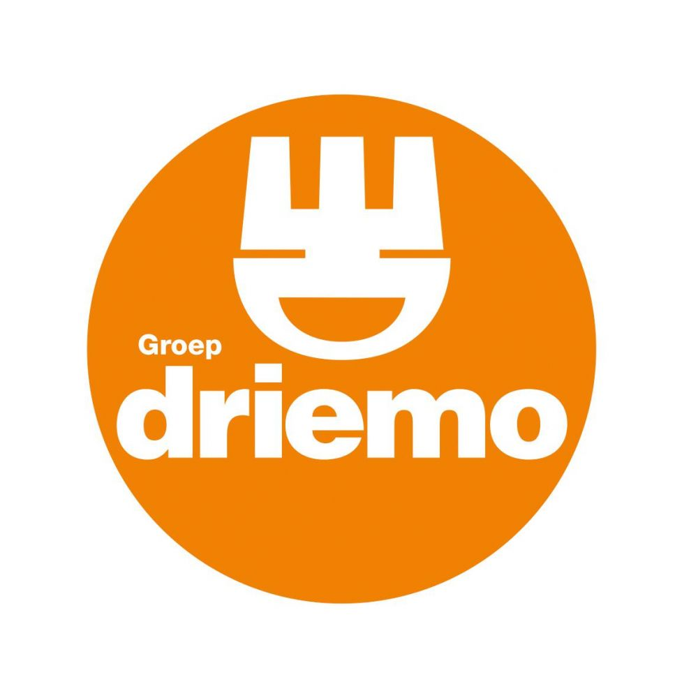 Groep Driemo - Construction group & Real estate - Update logo