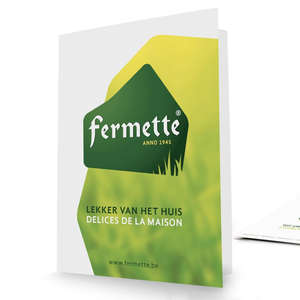 Fermette - Lets enjoy food - File Folder
