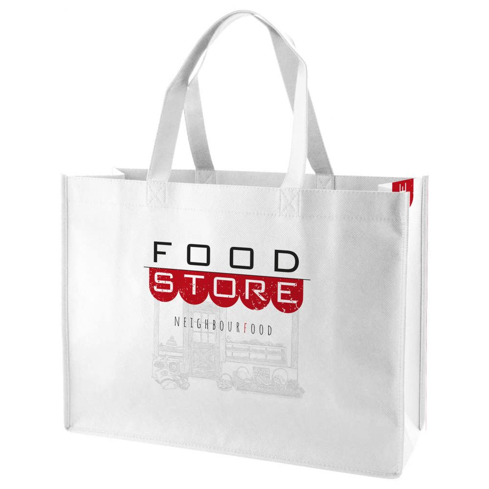 Foodstore - Rebranding - Shopping bag