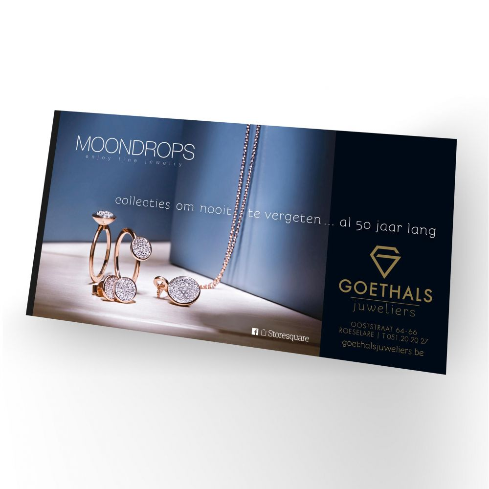 Goethals Juweliers - Jewelers - Advertisement