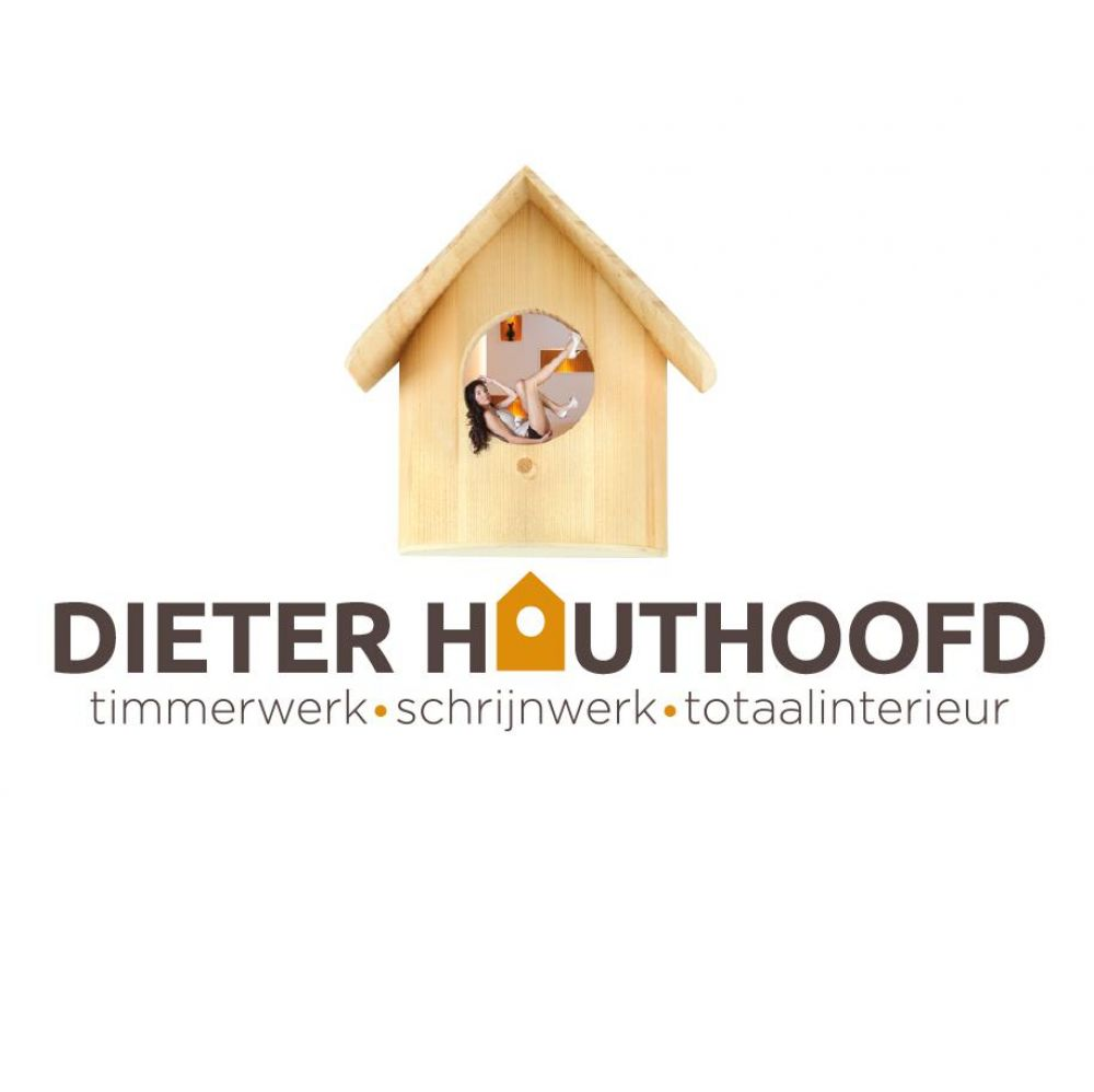 Dieter Houthoofd - Carpentry & interior - Design logo