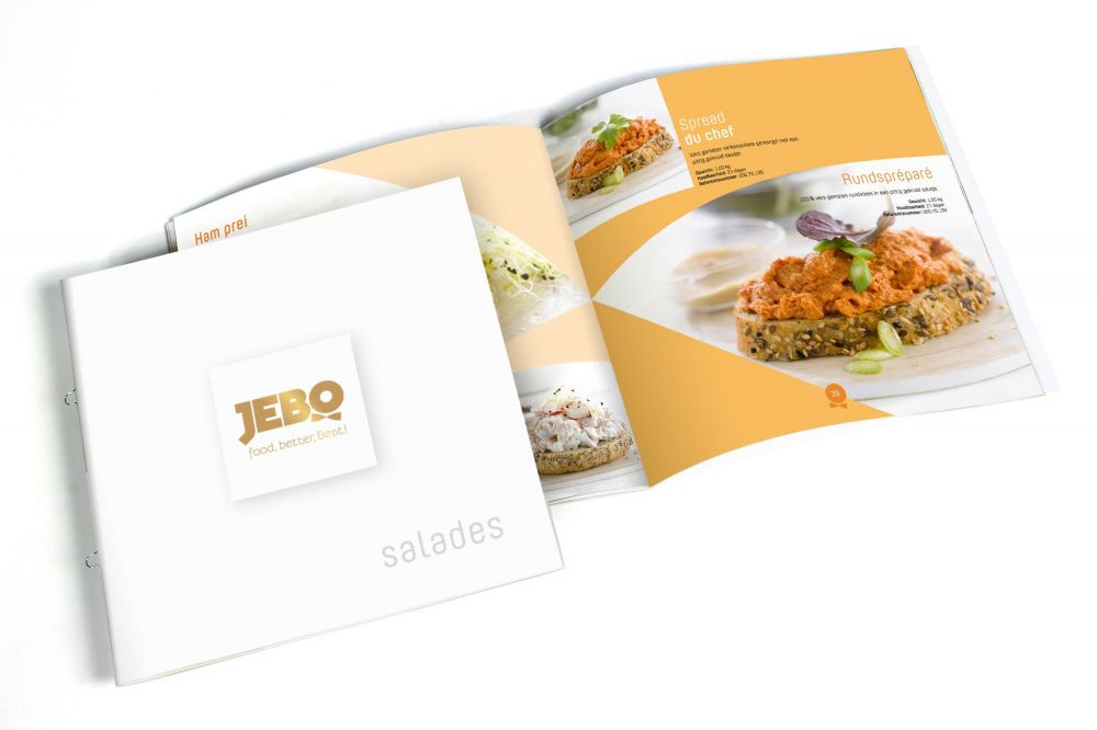 BeFood! - Jebo Food, Better, Best! - Productcatalogus