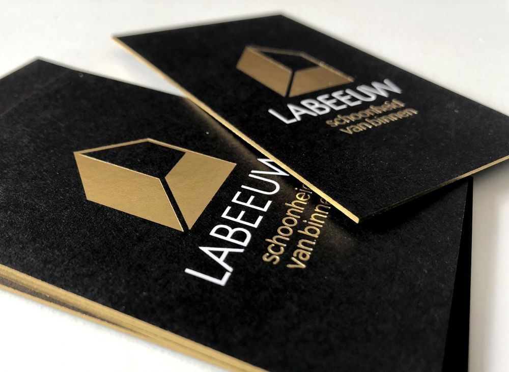 Labeeuw - Beauty within - Business card