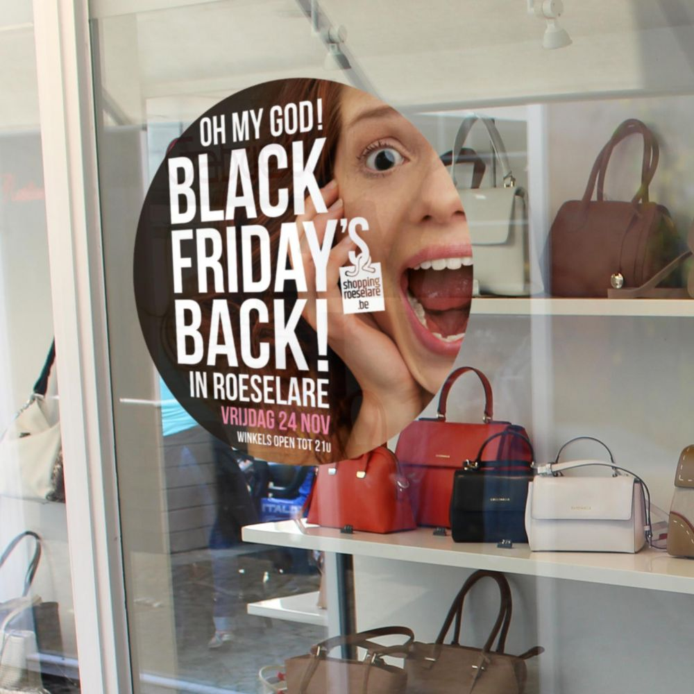 Shopping & Centrum Roeselare - Shopping  in Roeselare - Black Friday event
