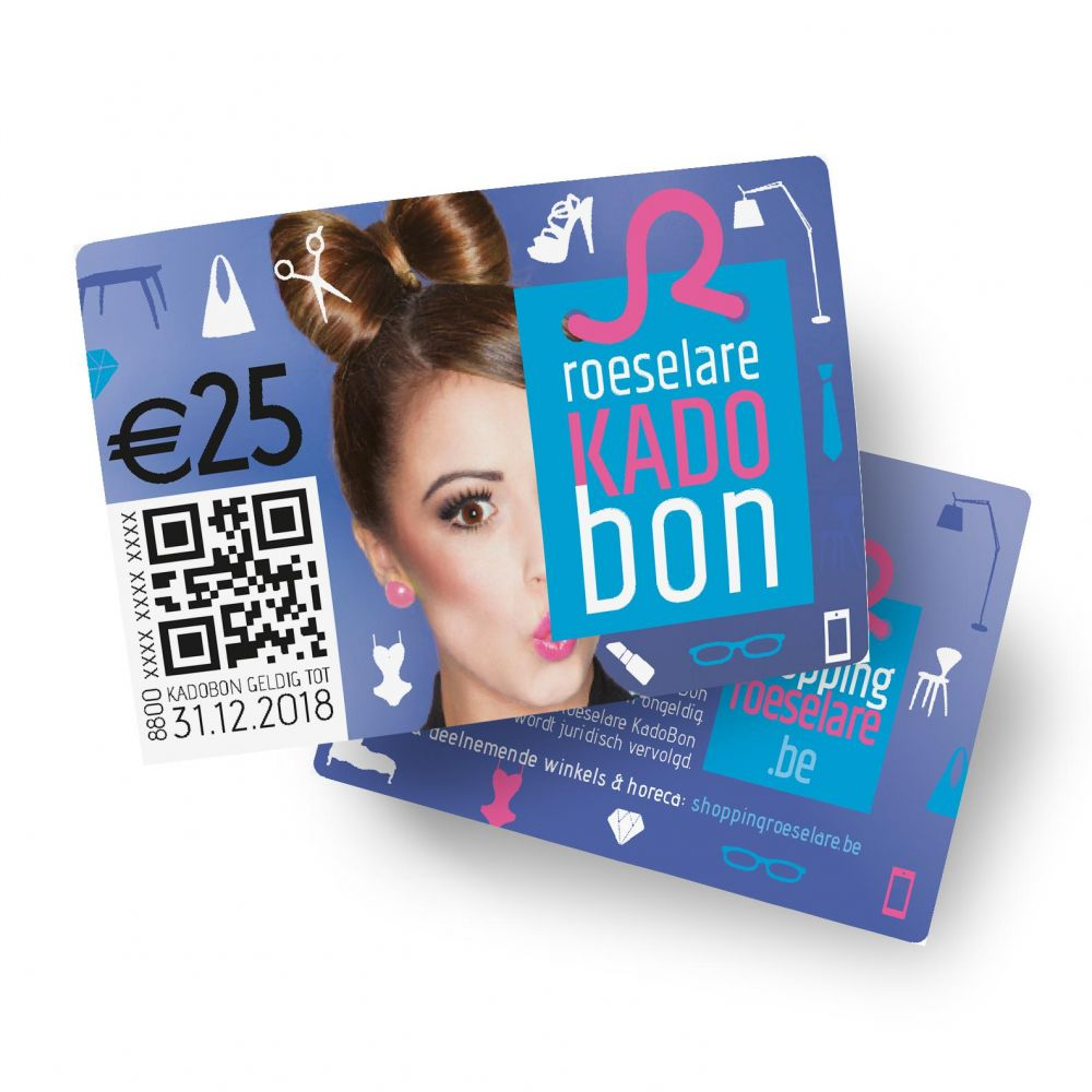 Shopping & Centrum Roeselare - Shopping  in Roeselare - Gift certificate