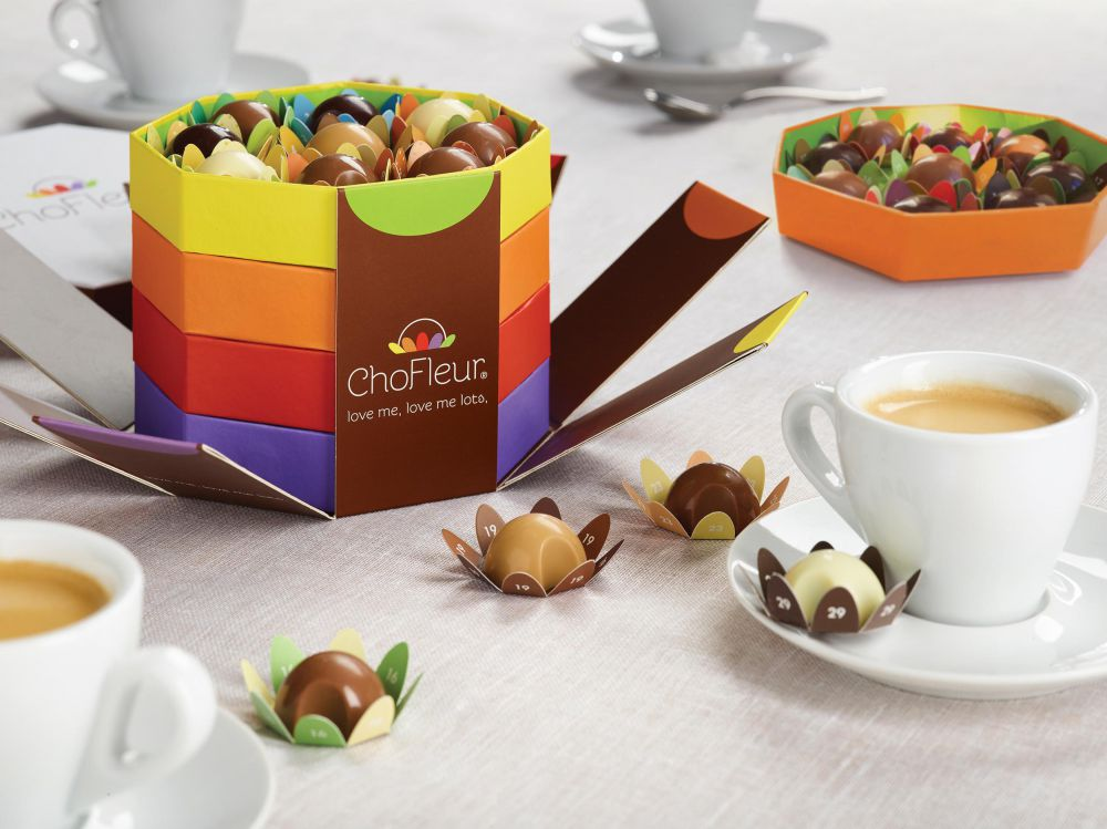 ChoFleur - Flavours to melt for - Chocolate boxes